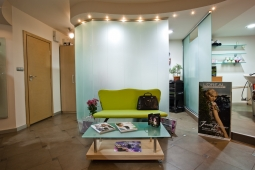 Chinkov Hair Studio Interior