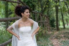 Сватбени прически